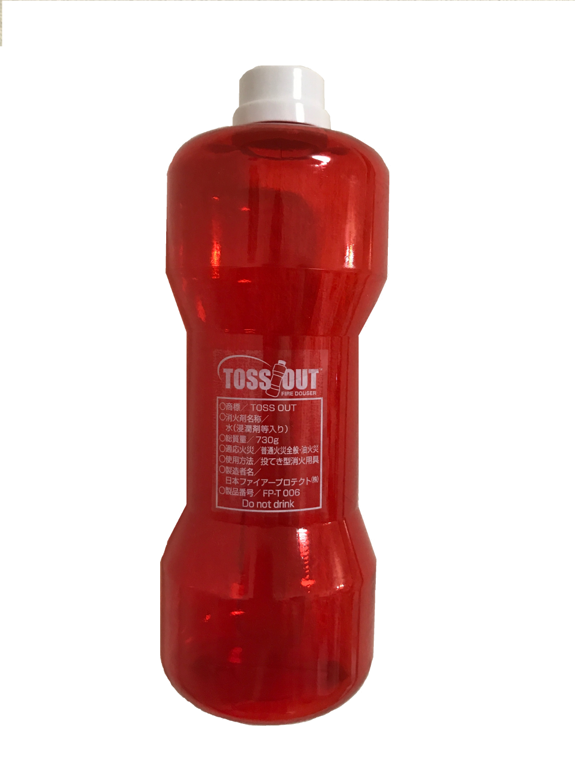TOSSOUT Bottle