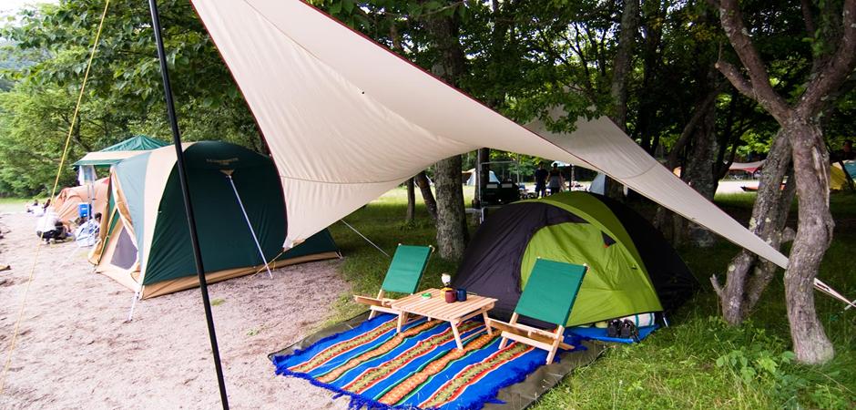 西丹沢マウントブリッジキャンプ場|神奈川県山北町・丹沢湖