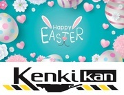 easter-banner-design-of-eggs-and-flowers-on-color-paper-background-vector-id1130110255_コピー