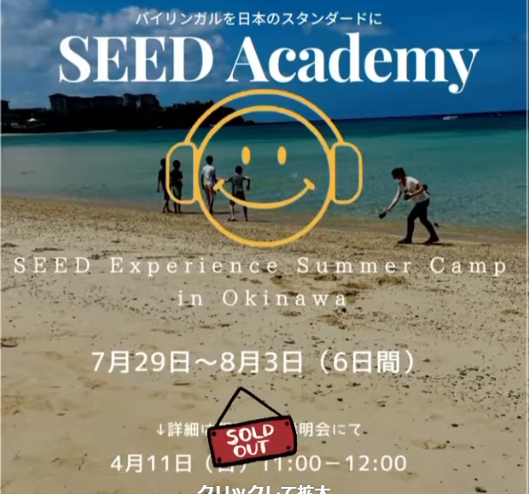 SEED Experience in summer